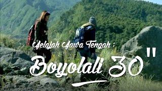 "TVC Jelajah Jawa Tengah : Boyolali 30"""