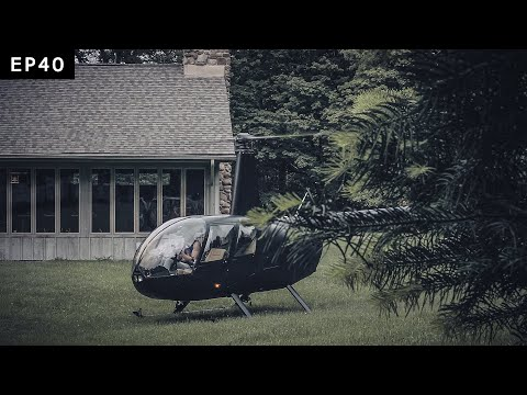 Download At Home Helipad Landing A Helicopter In Our Backyard Video