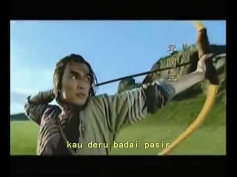 Judika - Melayang (Legend Of The Condor Heroes 2008 Indonesian Official OST)