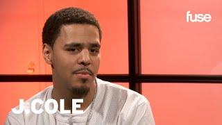"""J. Cole Talks """"Born Sinner"""" Writing Process"""