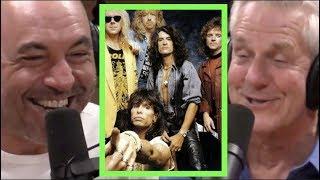 Lenny Clarke Opened for Aerosmith | Joe Rogan