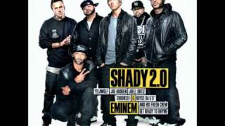 Eminem, Slaughterhouse and Yelawolf - 2.0 Boys