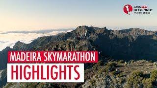 MADEIRA ULTRA SKYMARATHON 2018 – HIGHLIGHTS / SWS18 – Skyrunning