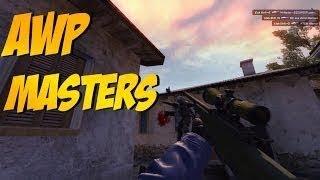 Жесткие киллы с авп. Counter Strike: Source #4
