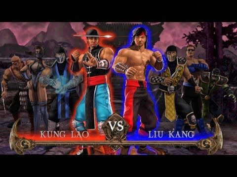 Download Mortal Kombat Shaolin Monks - Todos Fatalities / Multalities & Brutalities HD Mp4 3GP Video and MP3