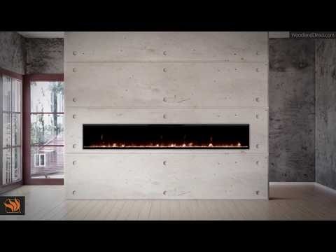 Dimplex Linear Electric Fireplace Installation