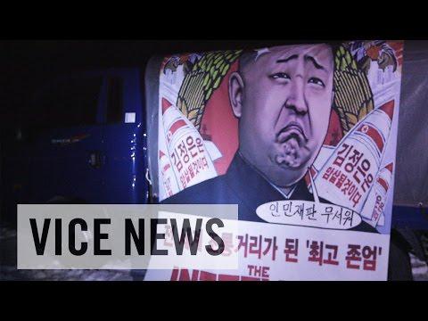 Propaganda di Langit Pyongyang: Peluncuran Balon ke Korea Utara