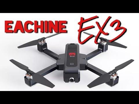 Eachine EX3: Potente y fácil de volar