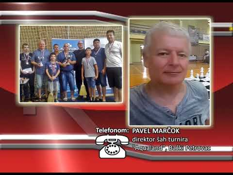FONO: Pavel Marčok - Šah turnir