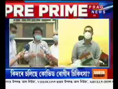 SM Developers salutes COVID-19 warriors; donates protective gear to Assam Police