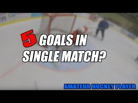 5 goal in single match?