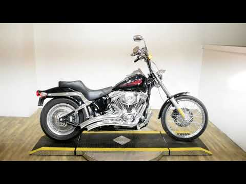 2005 Harley-Davidson FXST/FXSTI Softail® Standard in Wauconda, Illinois - Video 1