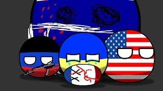 Tin ticking| Animation Meme (countryballs)