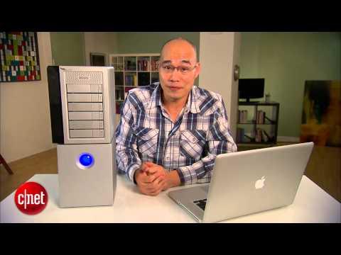 LaCie 5big Thunderbolt storage device