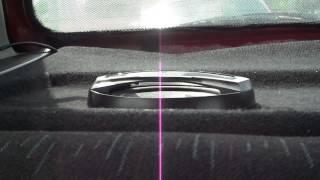 Акустика на VW Golf 3