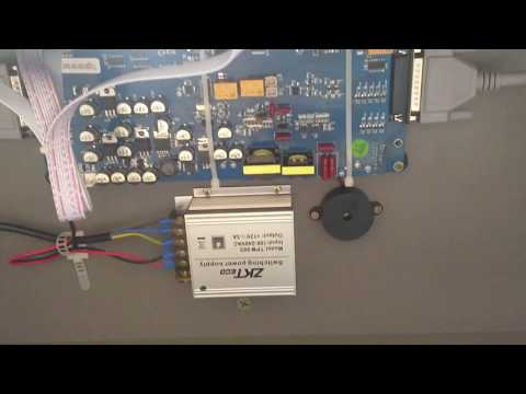ZKTeco – Conexión de Arco Detector de Metales ZK-D1065S