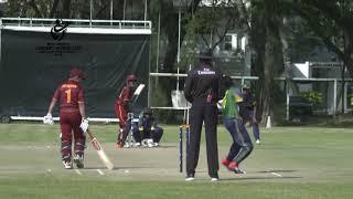 ICC U19 CWC Asia Qualifier Division 2: Qatar v Saudi Arabia Highlights