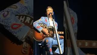 "Chris Isaak - ""Worked it out Wrong"" & ""You Owe Me Some Kind of Love"" - Genesee Theater - 10/20/17"