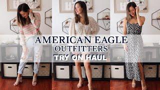 American Eagle Clothing Haul | Spring 2020