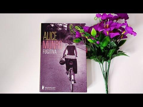 Pensando em Contos: Fugitiva - Alice Munro | Pensar ao Ler
