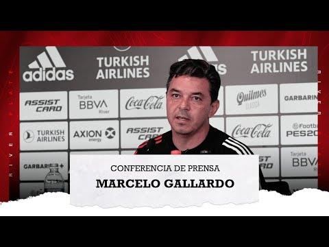 Marcelo Gallardo en conferencia de prensa [25/7/2021]