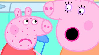 Peppa Pig Official Channel   Peppa Pig is Not Very Well