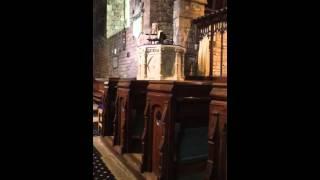 Charlotte sings Panis Angelicus by César Franck