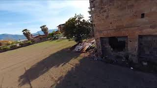 Test NAKE X gopro hero 6 FPV cinewhoop