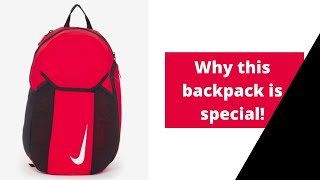 Nike backpack review