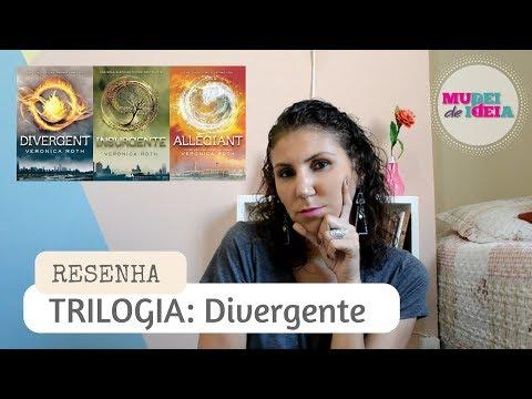 Trilogia Divergente - Resenha