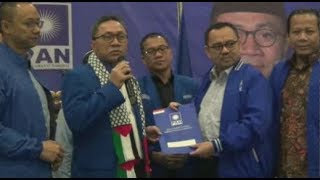 PAN Dukung Sudirman Said Sebagai Cagub Jawa Tengah