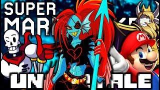 THE ULTIMATE PAPYRUS, UNDYNE, ASGORE LEVELS!! |  Undertale Levels | Super Mario Maker