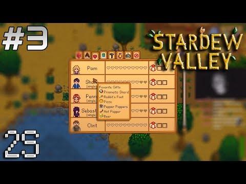 Stardew Valley | 2S | #3 Kdo je nelepší partner ve SV ?