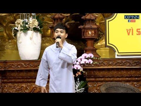 🔴TRỰC TIẾP | TalkShow Vì Sao Tôi Theo Đạo Phật kỳ 29 - Ca sĩ Hồ Quang Hiếu