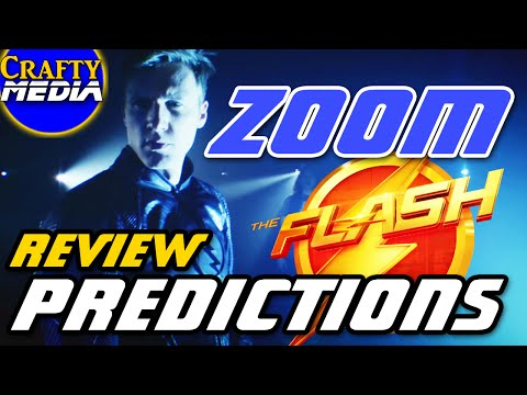 Zoom is NOT Jay Garrick Earth 2 Explained! The Flash Season 2 Episode 16 Review!