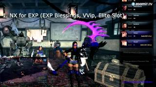 Vindictus mabinogi heroes succubus queen outfit avatar shop most vindictus lvling up fast guide lvl 1 80 negle Choice Image