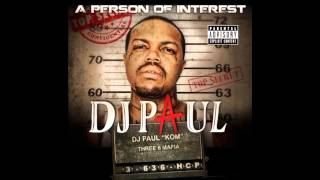 DJ Paul - Burn