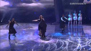 Nina Badric - Nebo - Live - 2012 Eurovision Song Contest Semi Final 2