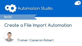 How to Create an Automated File Import in Salesforce Marketing Cloud