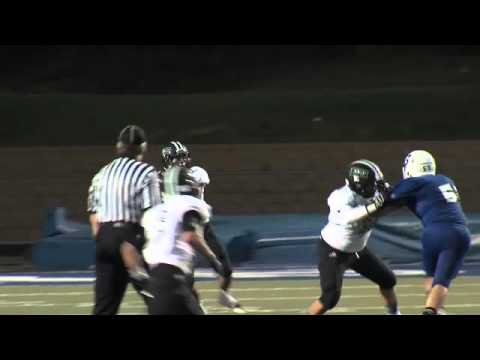 TK Gorman vs Beckville Football