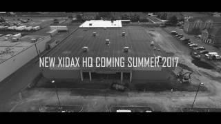 New Xidax HQ coming soon!