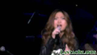 "Charice - ""Note To God"", New York City David Foster and Friend 10-23-09"