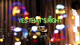 Mister Goff - Yes That's Right Lyric Video - mistergoff