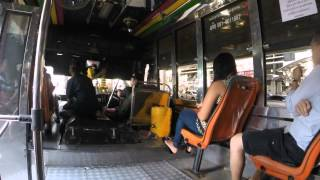 2015-03-28 On the bus, Bangkok
