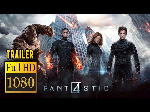 🎥 FANTASTIC FOUR (2015) | Full Movie Trailer in Full HD | 1080p