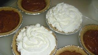 Yummy Chocolate Cream Pie – How to make