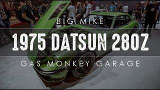 1975 Datsun 280Z: 1st Import Build By Gas Monkey Garage | Interview With Big Mike | Speedhut Gauges