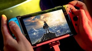Top 5 GAMES for Nintendo SWITCH! - Best Games 2017