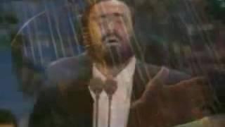 Ave Maria No Morro Bocelli & Pavarotti tradução