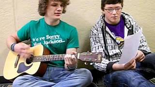 Me and Taylor singing Turn Back The Time (Chase Coy)
